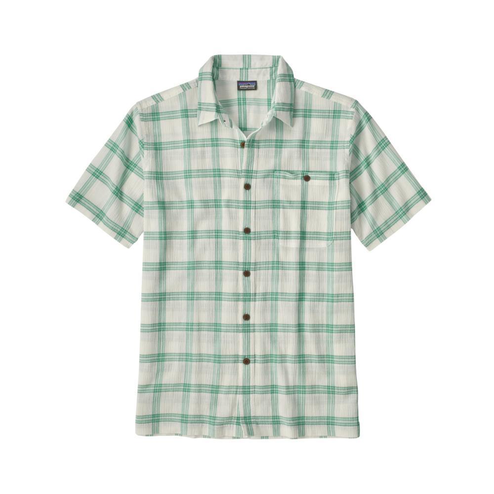 Patagonia Men's A/C Shirt MABE_GREEN