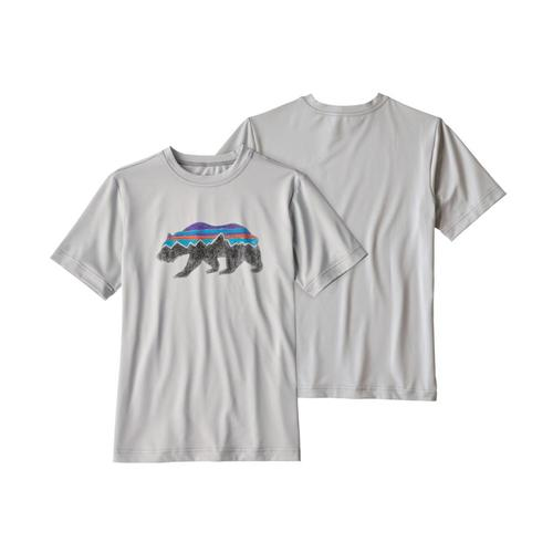 Patagonia Boys Capilene Silkweight Graphic Tee