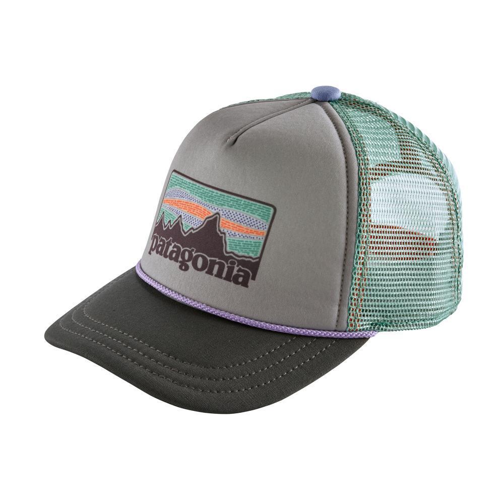 Patagonia Kids Interstate Hat FGREY_SOFG