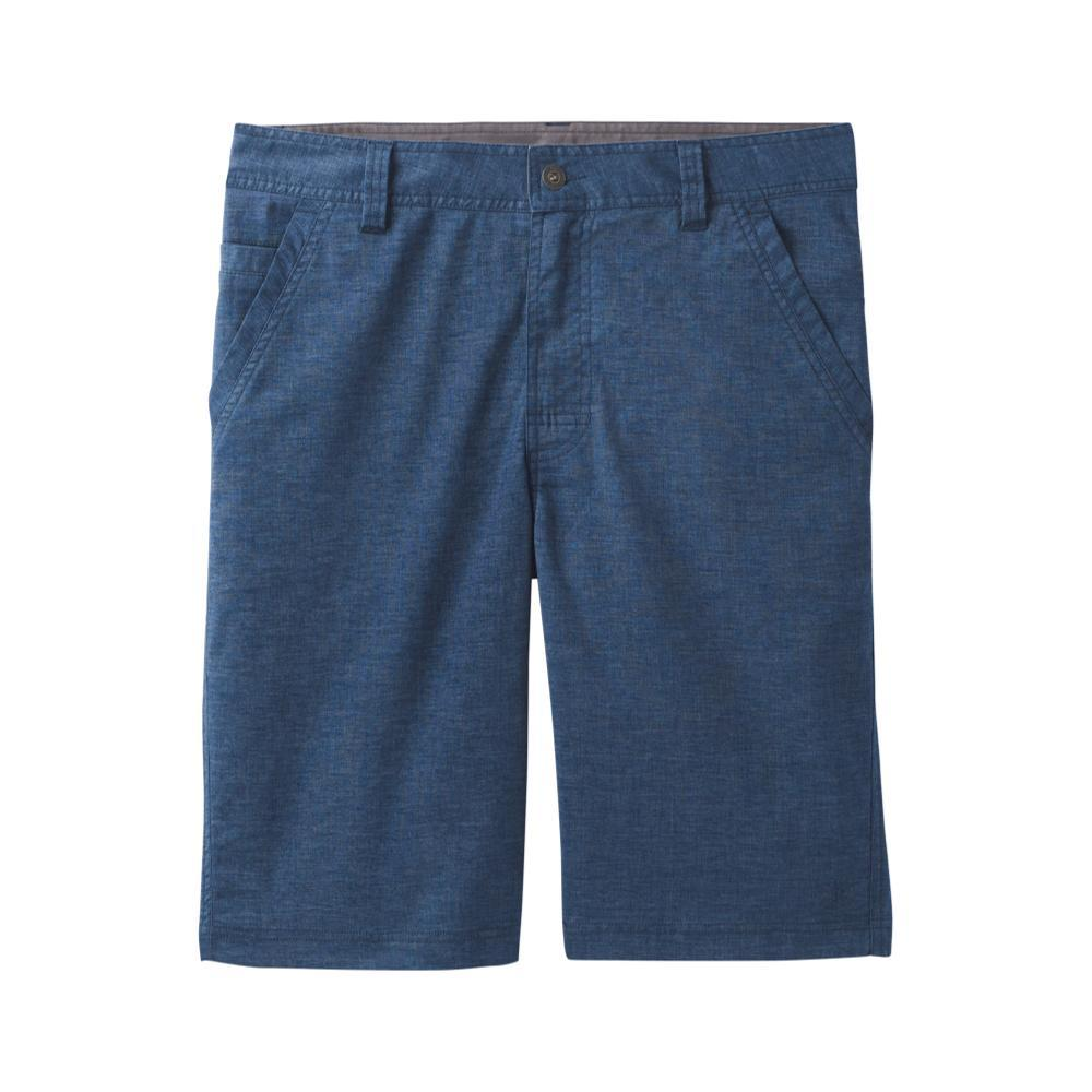 prAna Men's Furrow Shorts - 8in EQUIBLUE