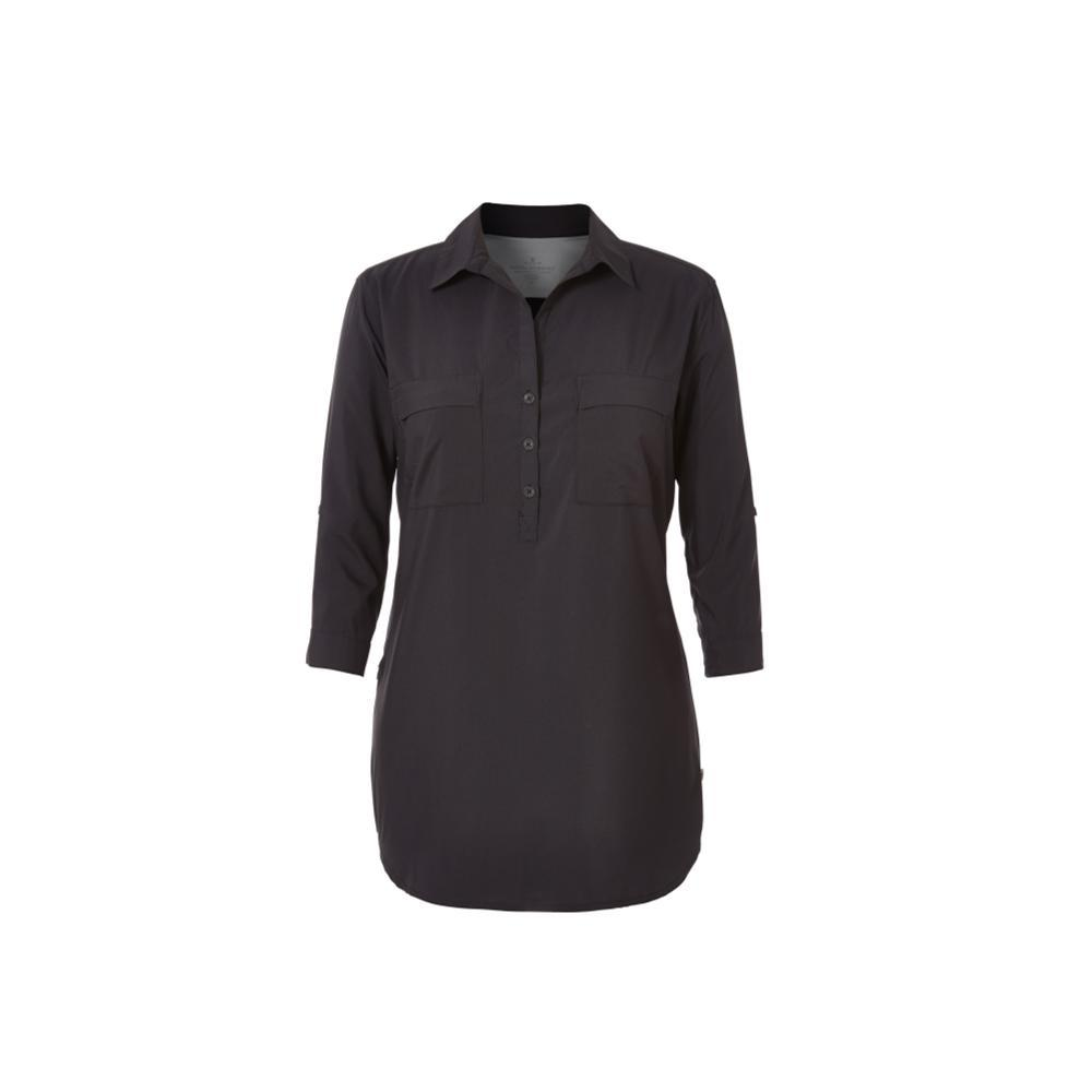 Royal Robbins Women's Expedition Chill Stretch Tunic JETBLK
