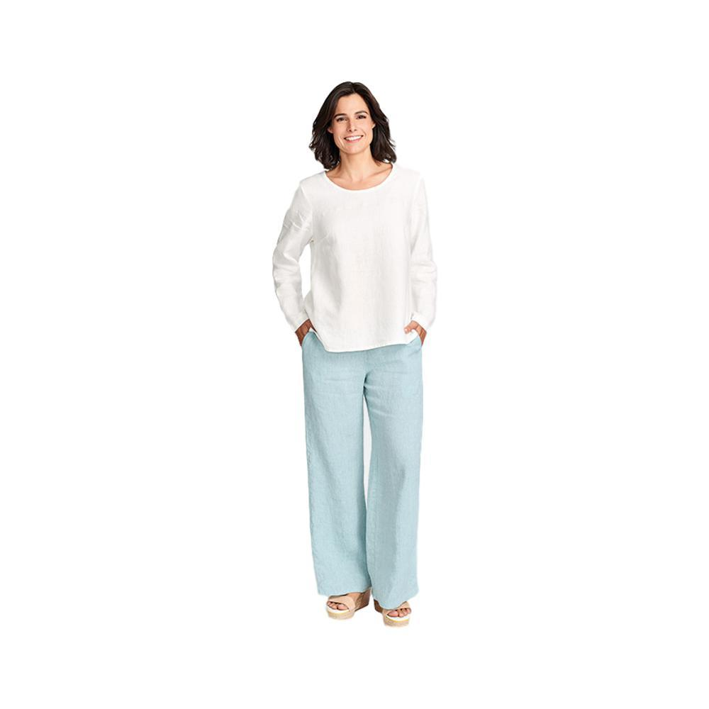 FLAX Women's Balance Pullover MILKHAND