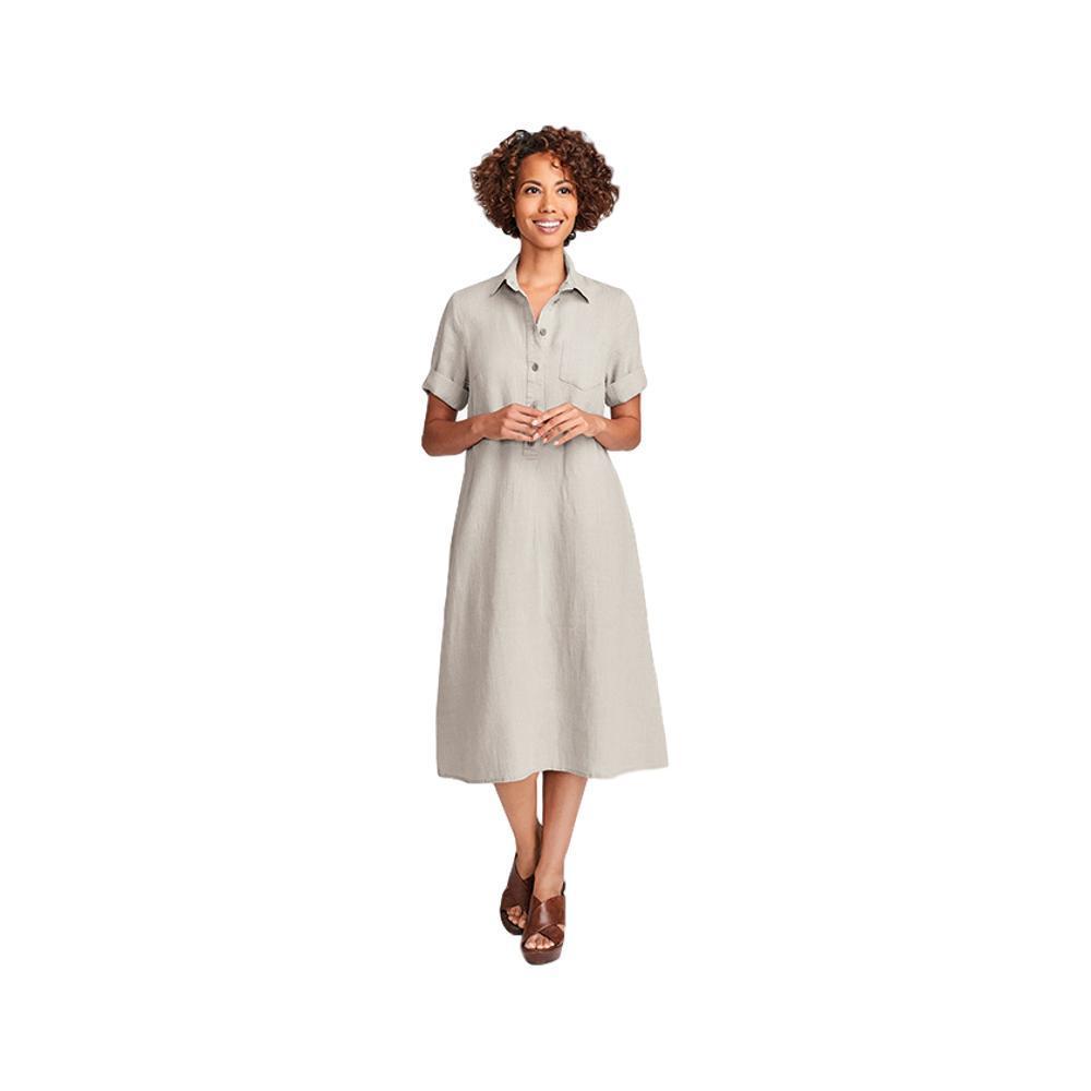 FLAX Women's Modernist Dress NATURHAND