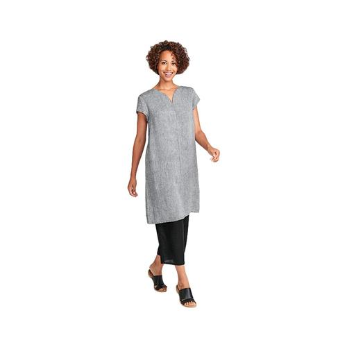 FLAX Women's Centered Dress