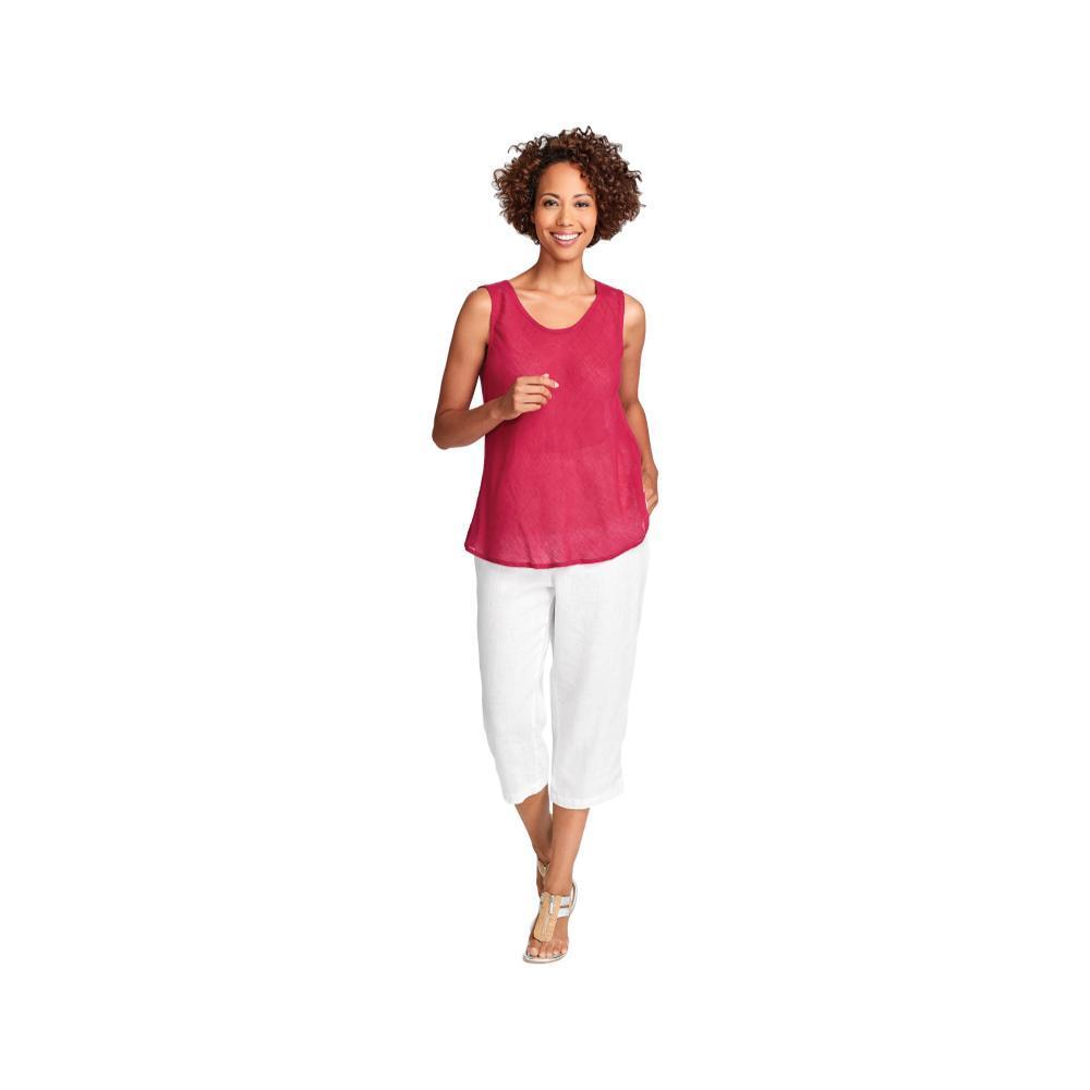 FLAX Women's Sweet Pea Pants WHITE