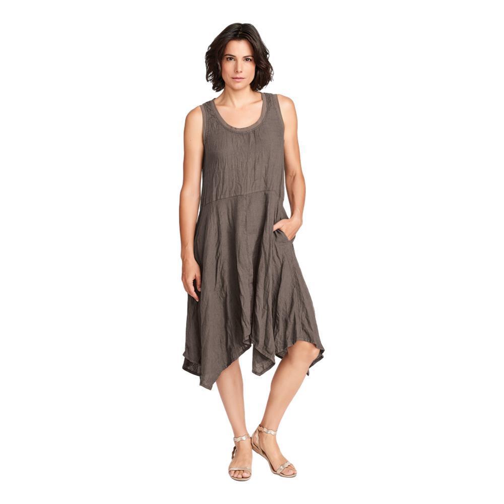 FLAX Women's Edgy Dress JAVA