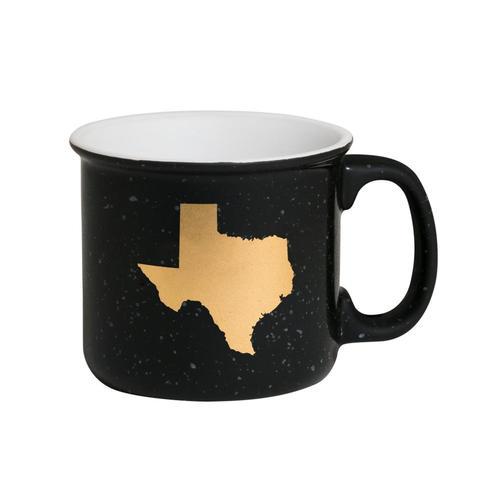About Face Designs Texas Campfire Mug