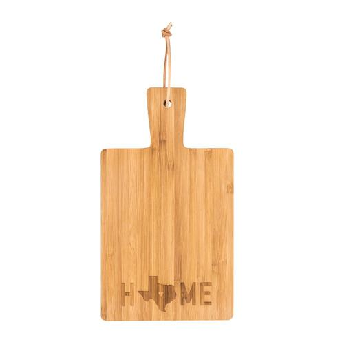About Face Designs Texas Wooden Serving Board .