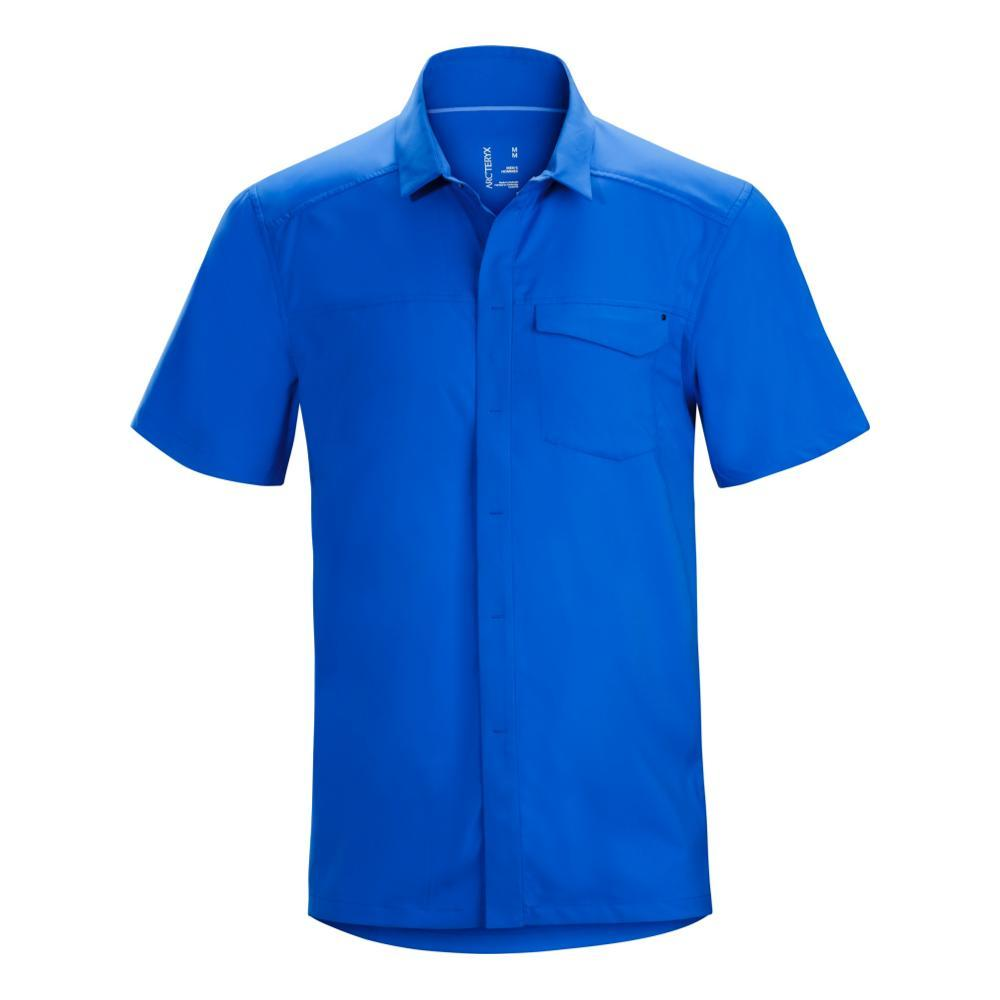 Arc'teryx Men's Skyline Short Sleeve Shirt ADRIFT
