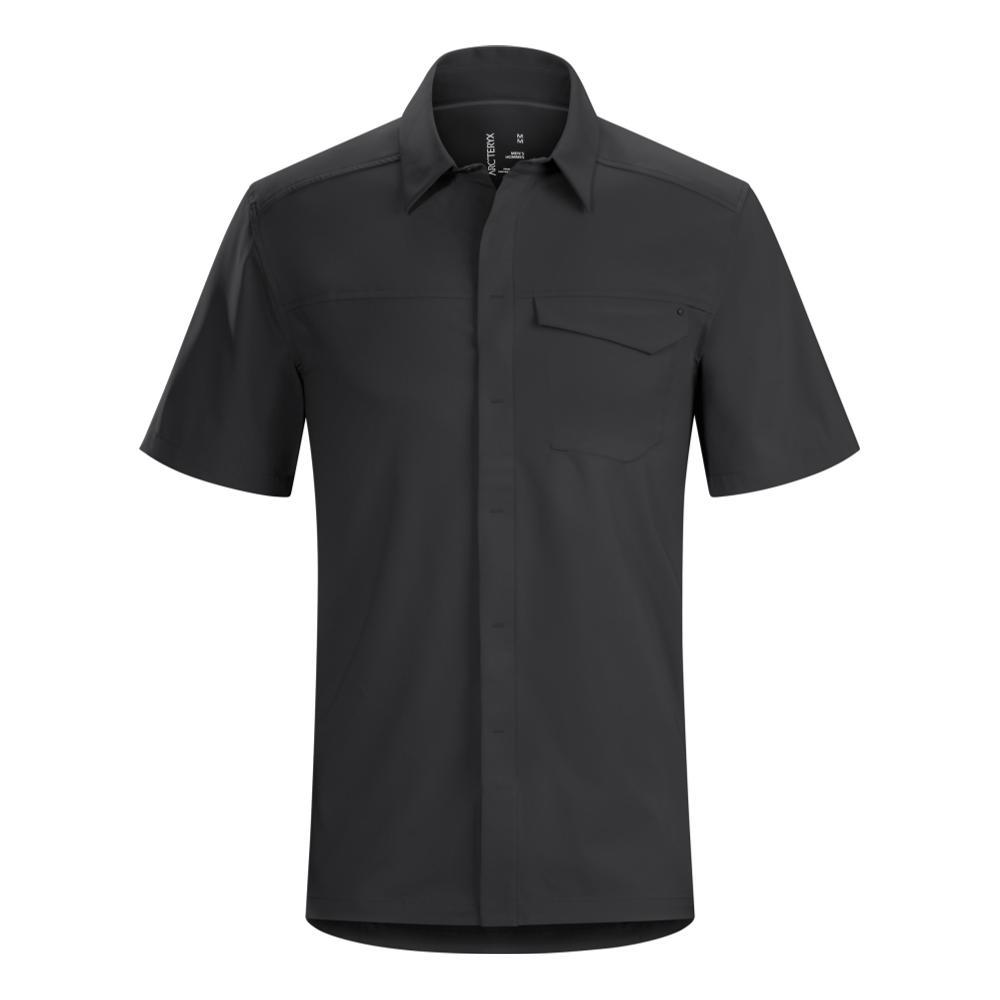Arc'teryx Men's Skyline Short Sleeve Shirt BLACK