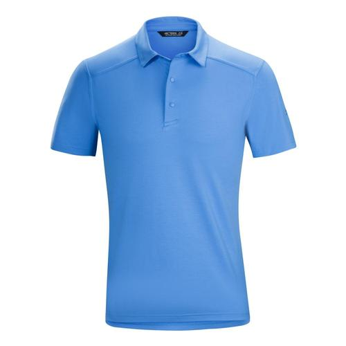 Arc'teryx Men's Chilco Short Sleeve Polo Shirt