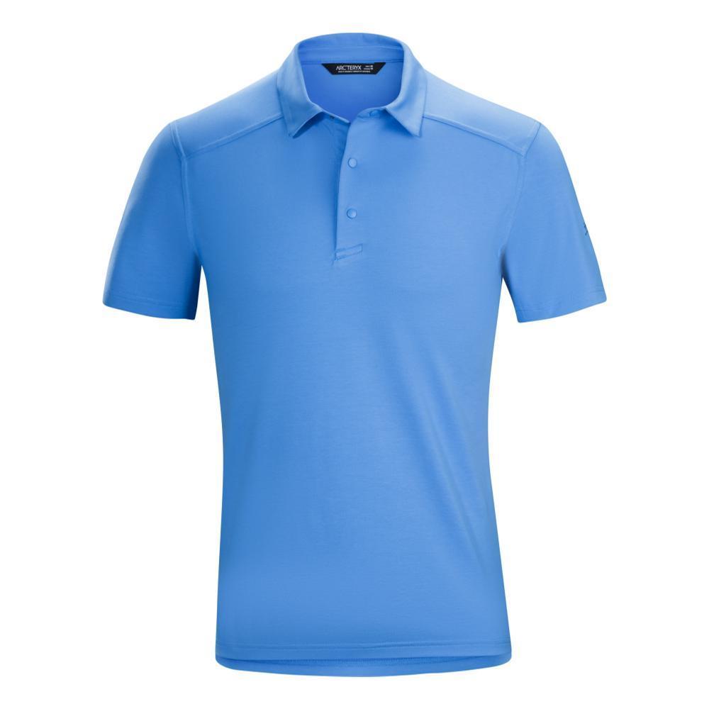 Arc'teryx Men's Chilco Short Sleeve Polo Shirt RAYLEIGH