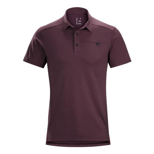 Arc'teryx Men's Captive Short Sleeve Polo Shirt Kingswood