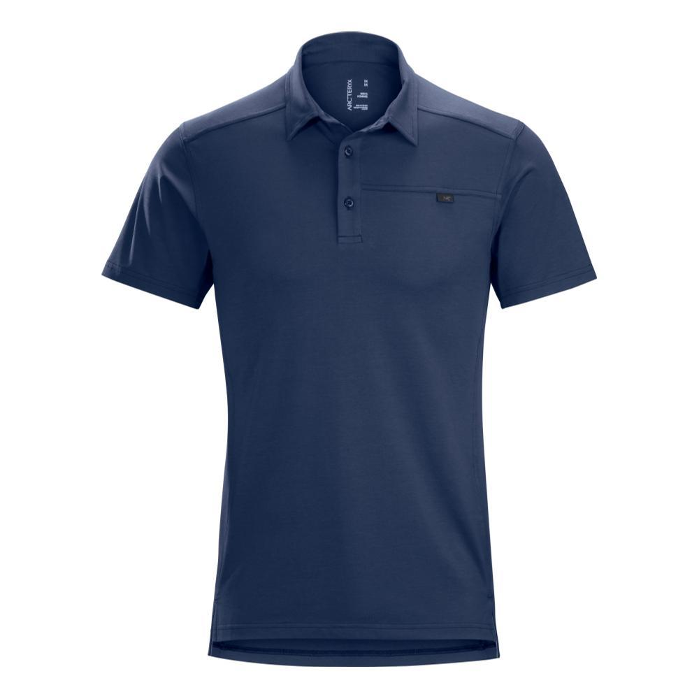 Arc'teryx Men's Captive Short Sleeve Polo Shirt NITEHAWK