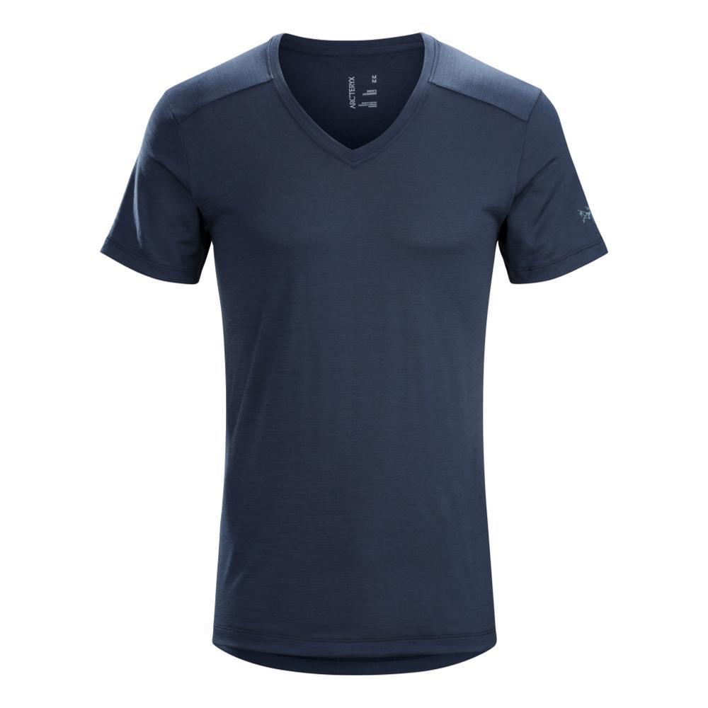 Arc'teryx Men's A2B Short Sleeve V-Neck Shirt NITEHAWK