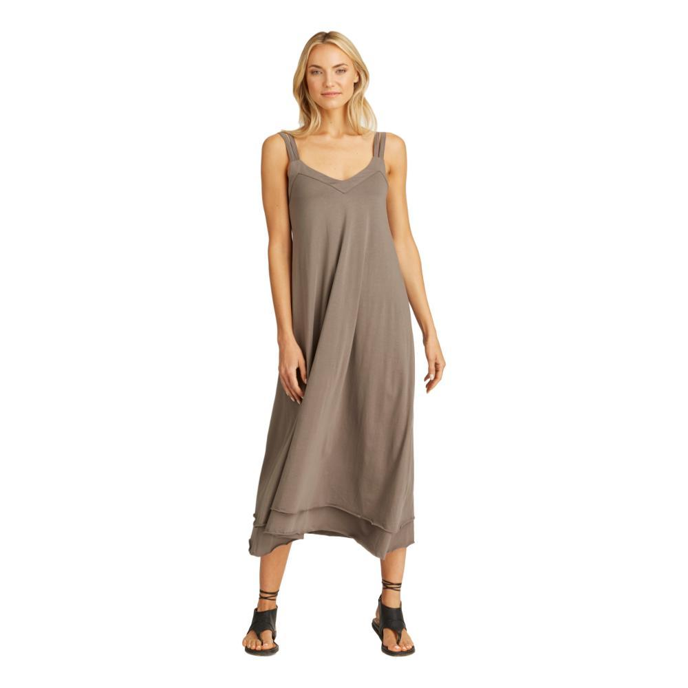 Indigenous Designs Women's Double Strap Maxi Dress DUSK