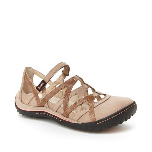 Jambu Women's Tangerine Shoes Taupe