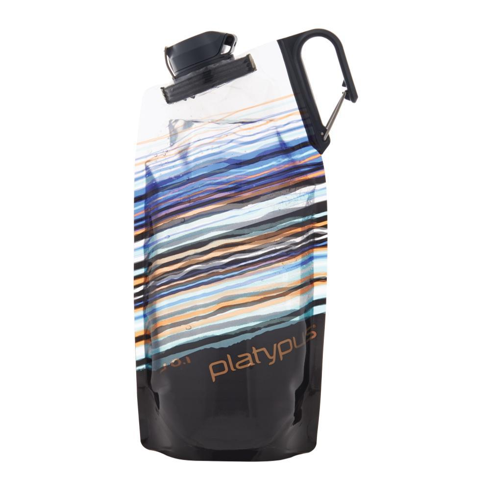 Platypus DuoLock SoftBottle - 1L ORNG_SKY
