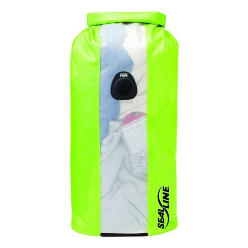 SealLine Bulkhead View Dry Bag 20L GREEN