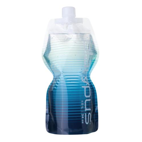 Platypus SoftBottle With Closure Cap - 1L BLUE_STRIPE