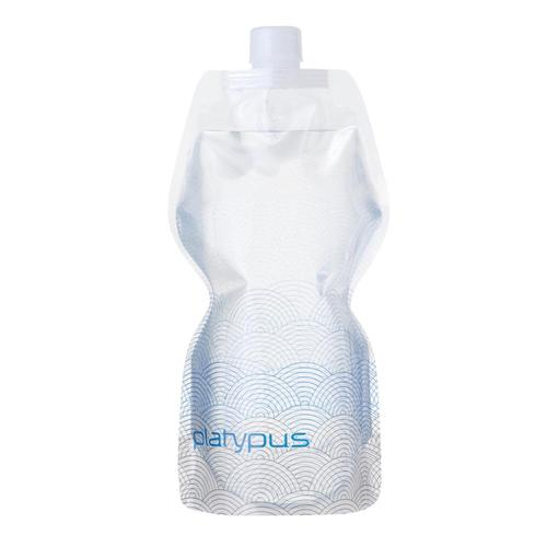 Platypus SoftBottle With Closure Cap - 1L WAVES