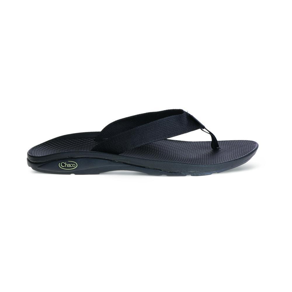 Chaco Men's Flip EcoTread Sandals BLACK