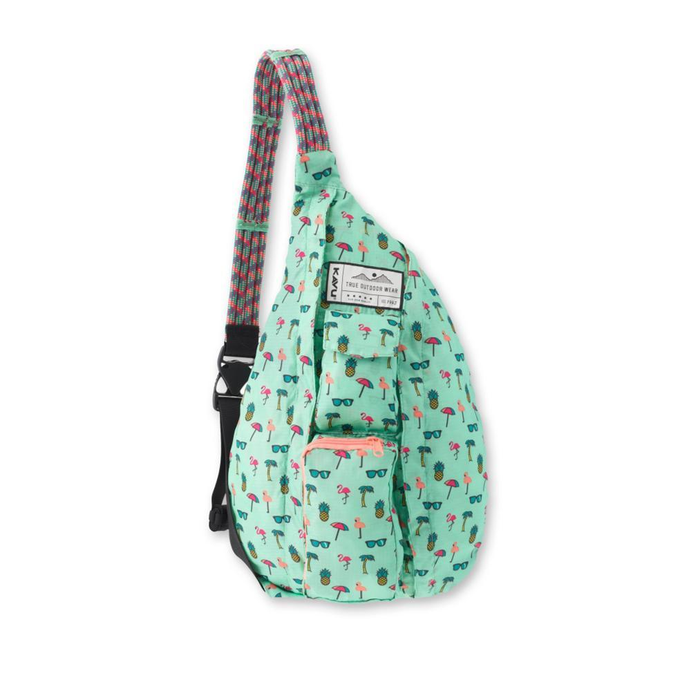 KAVU Rope Pack Sling Pack BEACHPARTY