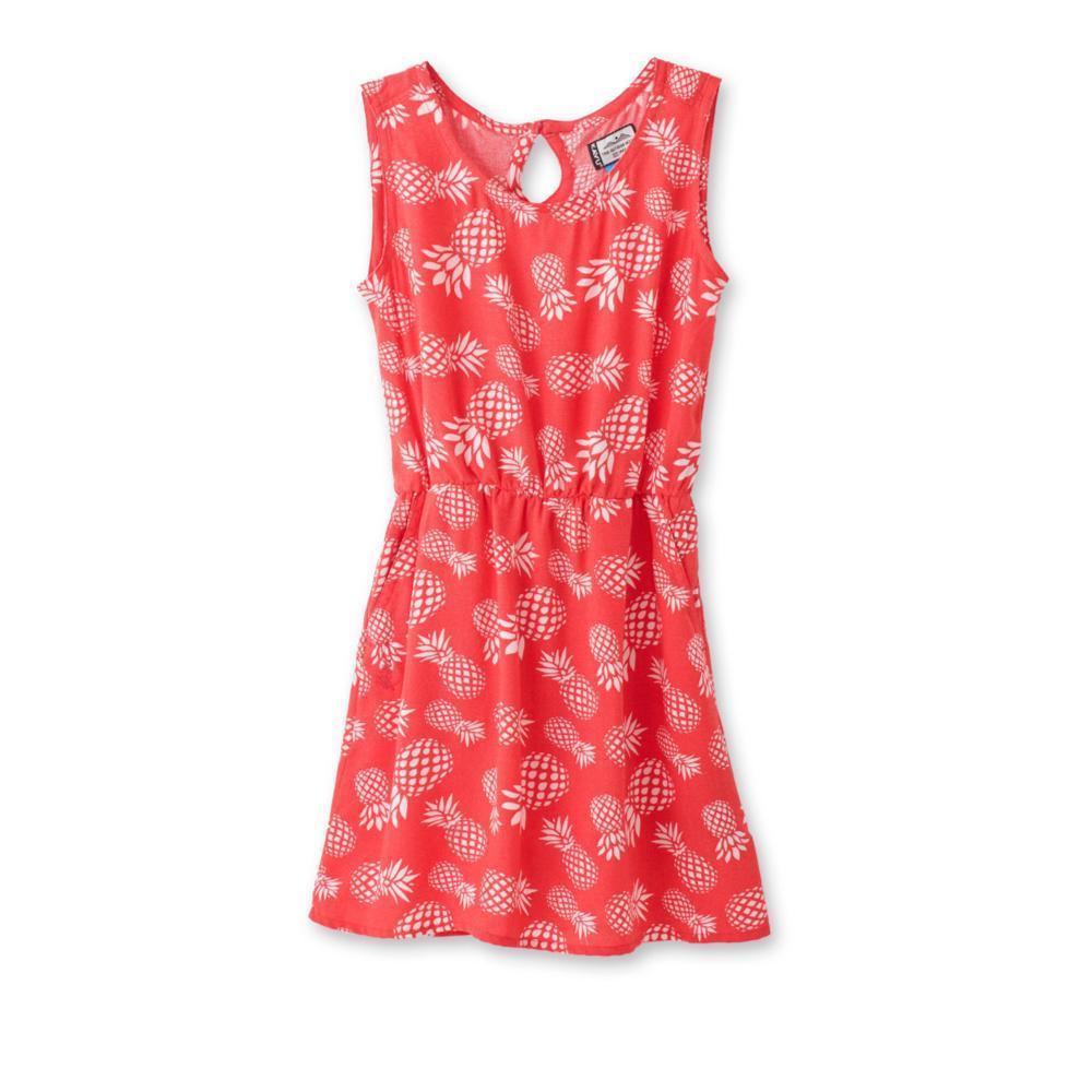 KAVU Girls Mini Simone Dress PINESPICE750