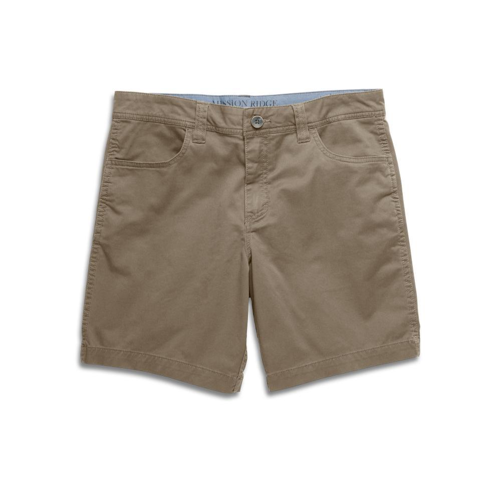 Toad&Co Men's Mission Ridge Shorts - 8in DKCHINO
