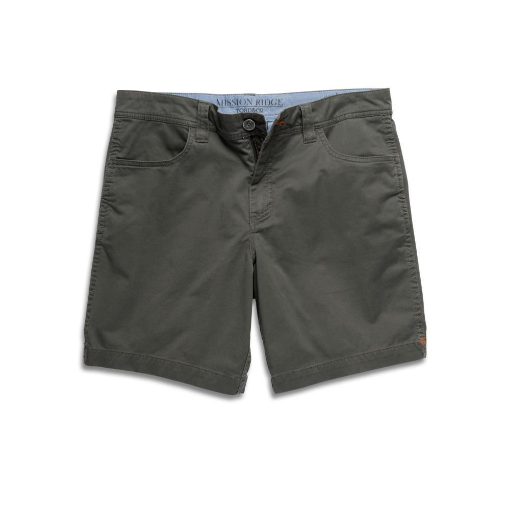 Toad&Co Men's Mission Ridge Shorts - 8in DKGRAPH