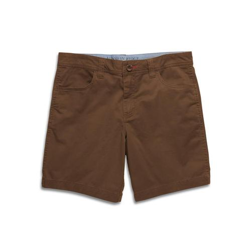 Toad&Co Men's Mission Ridge Shorts - 8in Sealbrown