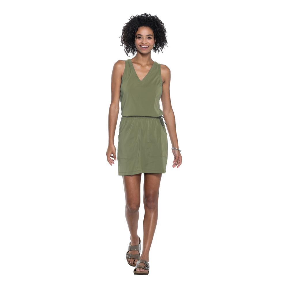 Toad&Co. Women's Liv Dress THYME