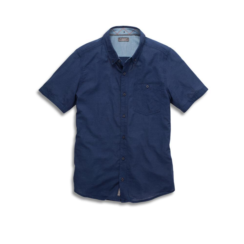 Toad&Co Men's Mattock Short Sleeve Shirt MEDLINDI