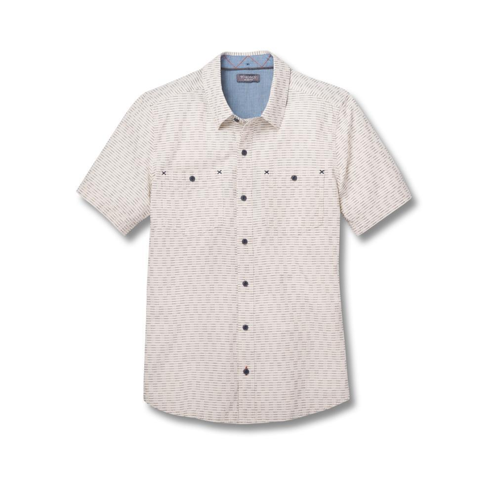 Toad&Co Men's Harris Short Sleeve Shirt SALT