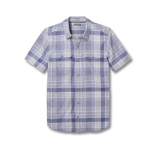 Toad&Co Men's Hookline Short Sleeve Shirt