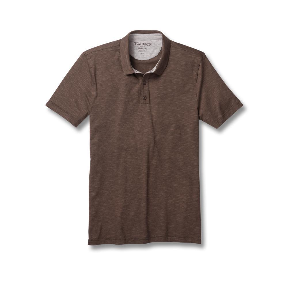 Toad & Co Men's Tempo Short Sleeve Slim Polo