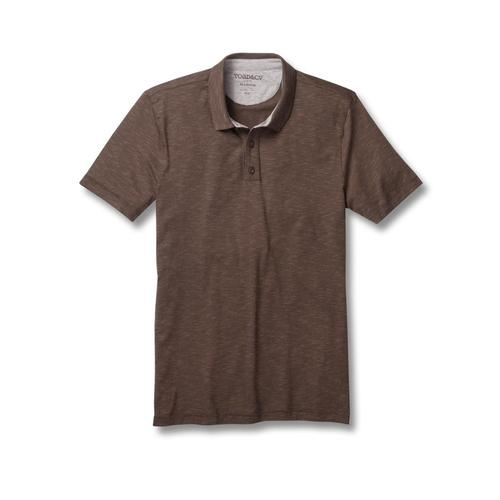 Toad&Co Men's Tempo Short Sleeve Slim Polo