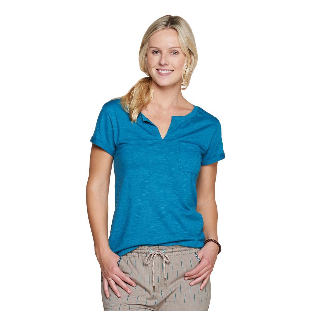 Toad & Co Women's Sambasta Short Sleeve Tee