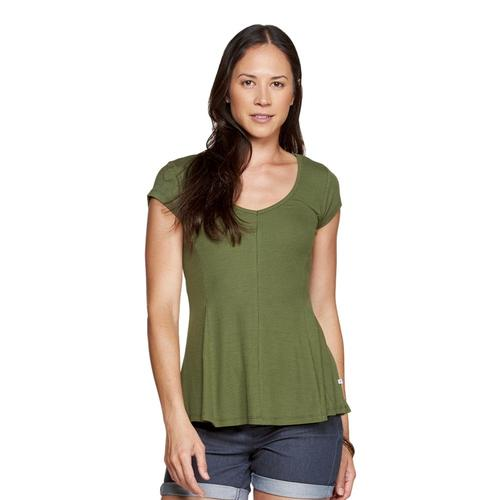 Toad & Co. Women's Daisy Rib Short Sleeve Tee