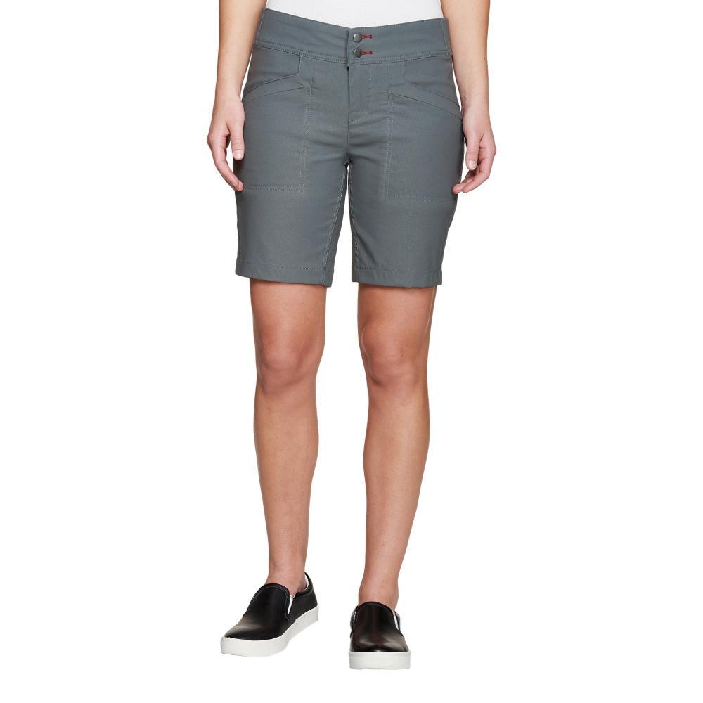 Toad & Co. Women's Flextime Shorts 8in DKGRAPH