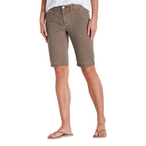 Toad & Co. Women's Touchstone Shorts 11in Falbrown
