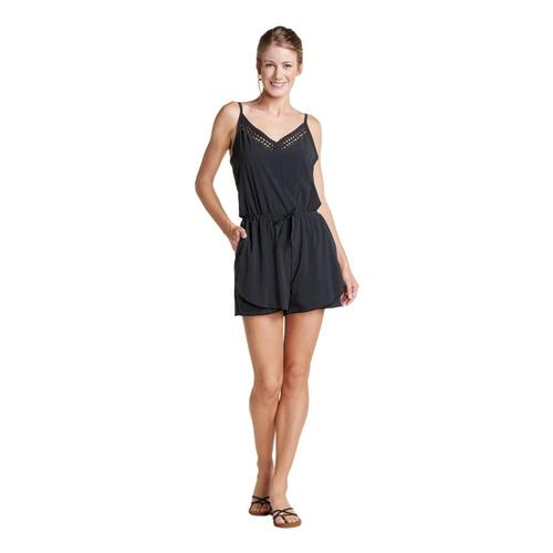 Toad&Co. Women's Sunkissed Romper Black