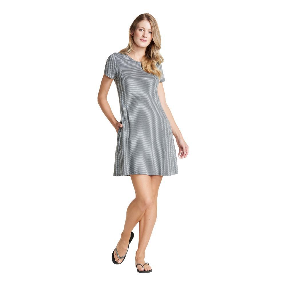 Toad&Co. Women's Windmere Short Sleeve Dress SMOKEST