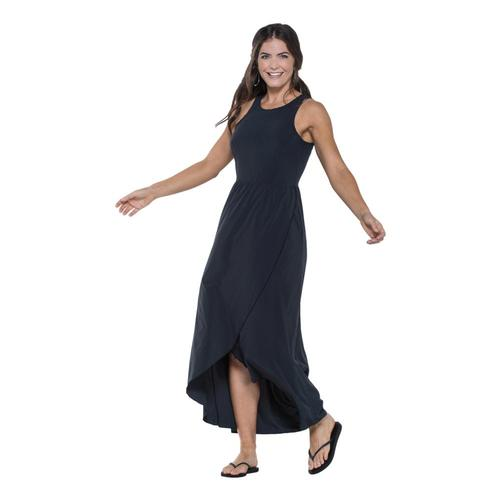 Toad & Co. Women's Sunkissed Maxi Dress Black