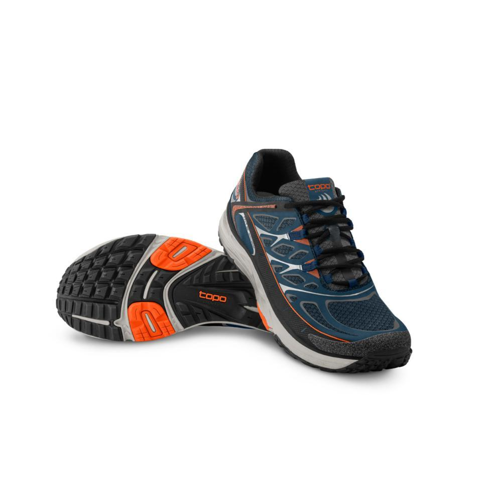 Topo Athletic Men's MT-2 Trail Running Shoes NAVYGRY
