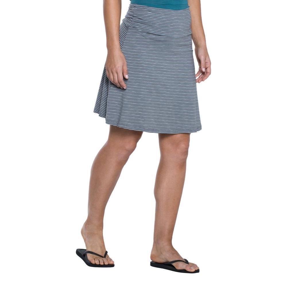 Toad&Co Women's Chaka Skirt SMOKEST