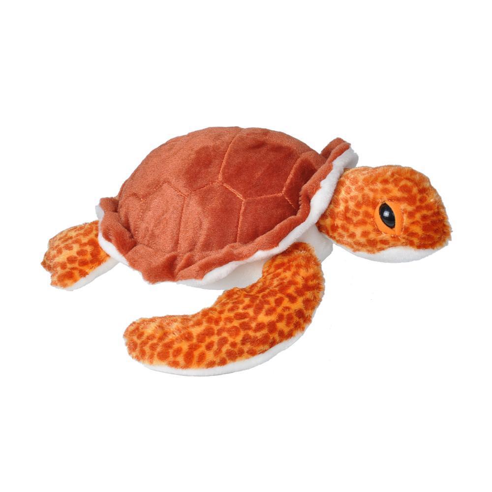 Wild Republic Cuddlekins 15in Loggerhead Sea Turtle Stuffed Animal BROWN