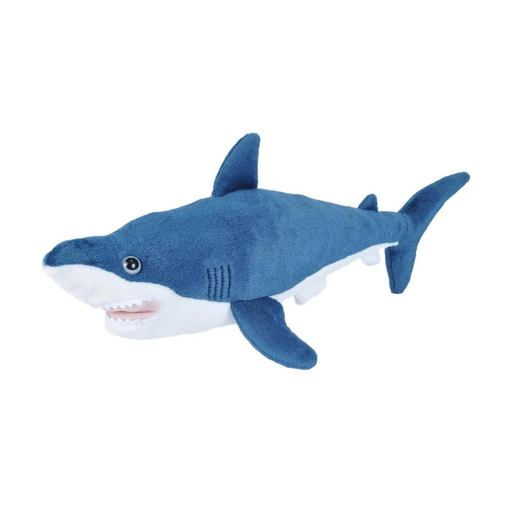 Wild Republic Cuddlekins 15in Mako Shark Stuffed Animal
