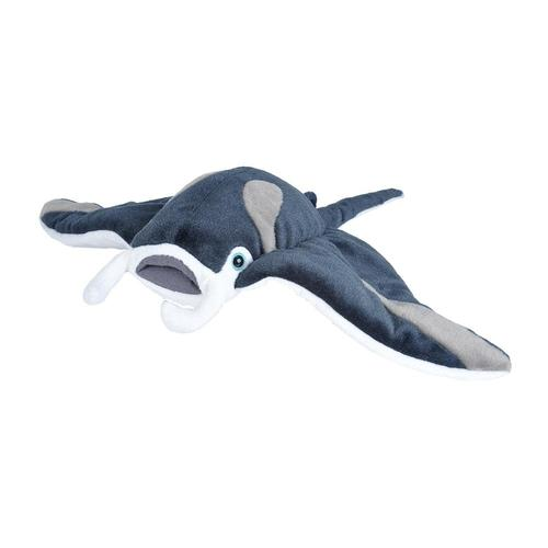 Wild Republic Cuddlekins 15in Manta Ray Stuffed Animal