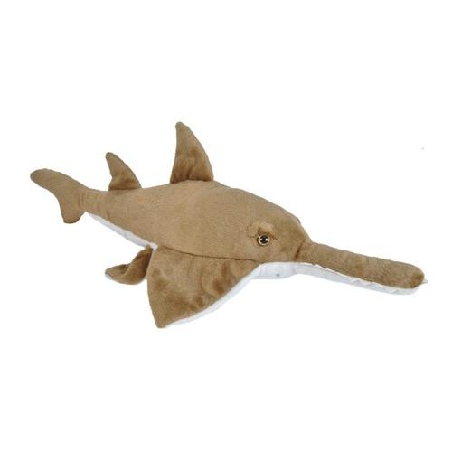 Wild Republic Cuddlekins 15in Sawfish Stuffed Animal
